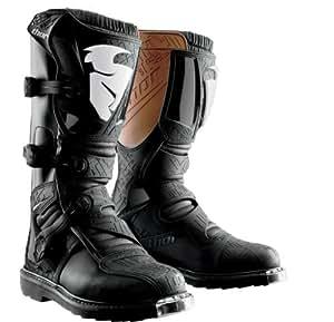 Thor ATV Blitz Boot , Primary Color: Black, Size: 12, Distinct Name: Black, Gender: Mens/Unisex 3410-1044