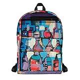 Felder Inc. Unisex Backpack Travel Bag School Bag Laptop Bag