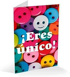 Amazon.com : Grupo Erik editores- Card Felicitacion