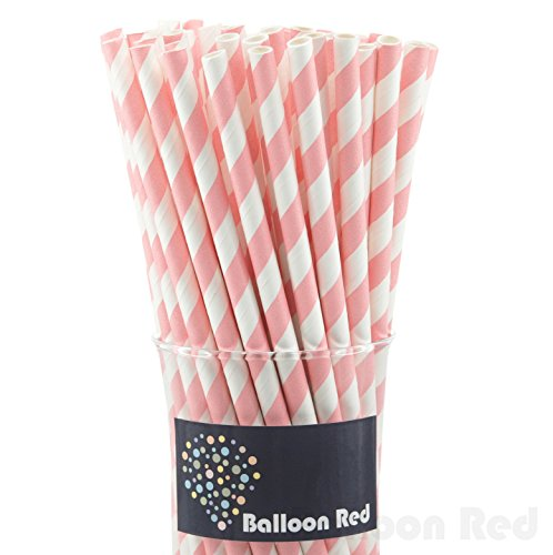 Biodegradable Paper Drinking Straws (Premium Quality), Polka Dot (Halloween Activities For 4th And 5th Grade)