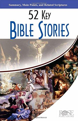 (52 Key Bible Stories)