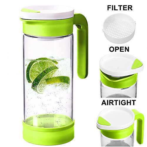 glass infused pitcher - 5