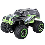 SZJJX RC Cars Rock Off-Road Waterproof Vehicle Crawler Truck 2.4Ghz 4WD High Speed 1:18 Radio Remote Control Racing Buggy Electric Fast Race Hobby