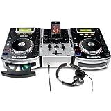 Numark iCD DJ In A Box Complete CD + iPod DJ System