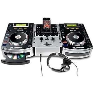 Numark ICD DJ IN A BOX mezclador DJ - Mezclador para DJ