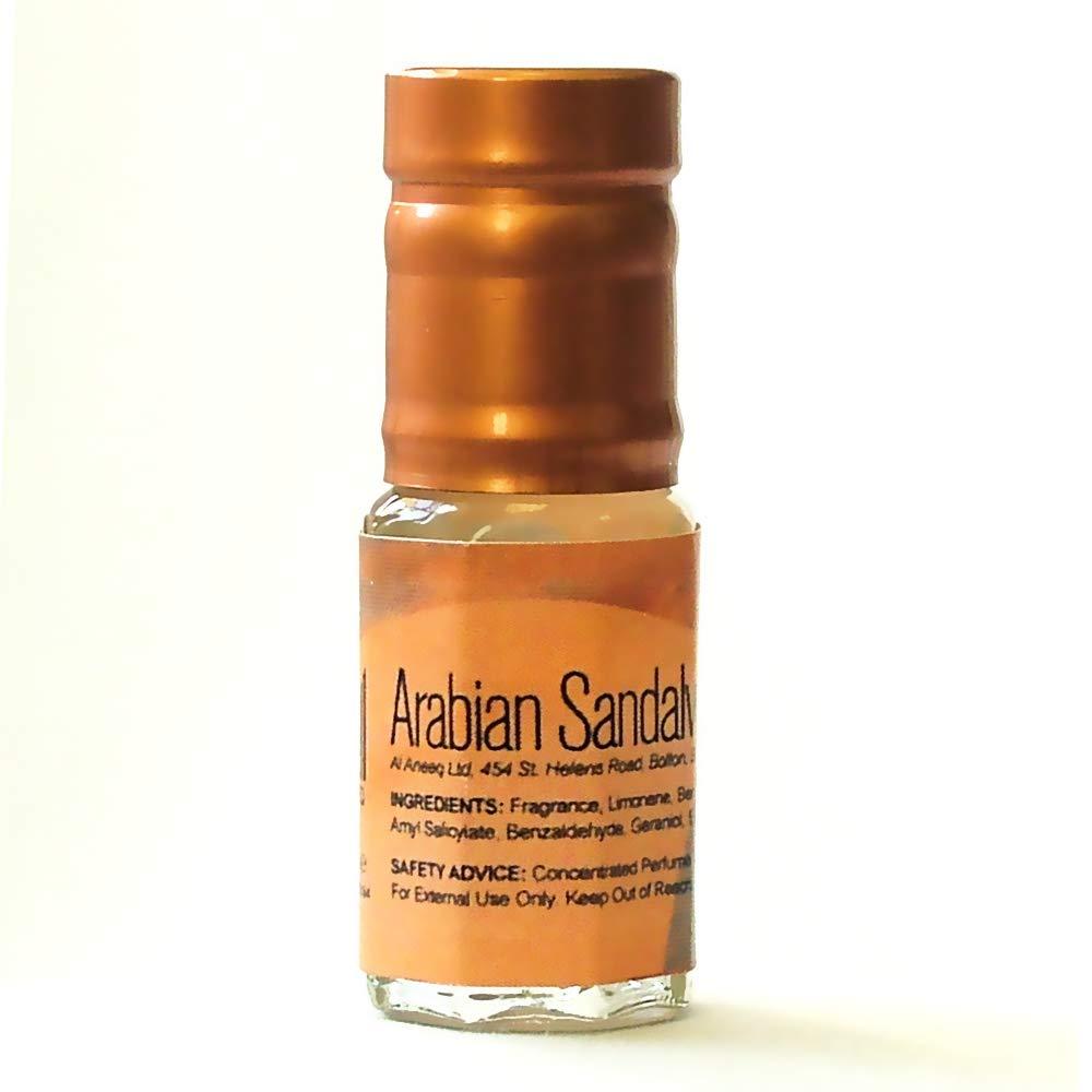 Al Aneeq Arabian Sandalwood (Fantastic) Perfume Oil - 3ml