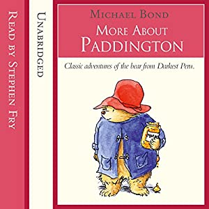 More about Paddington Hörbuch