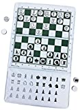 WE Games Ultimate Checkbook Magnetic Travel Chess Set (New & Improved)