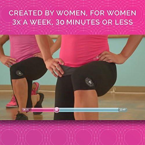 Fé Fit de la Mujer Entrenamiento Programa – Todos los Niveles de Especialización – 28 Videos de Entrenamiento para Mujer – Incluye día 21 Nuevo ...
