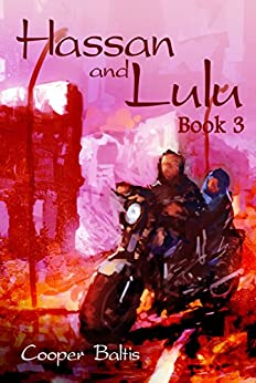 Hassan and Lulu: Book Three (A Hippo Graded Reader) by [Baltis, Cooper]