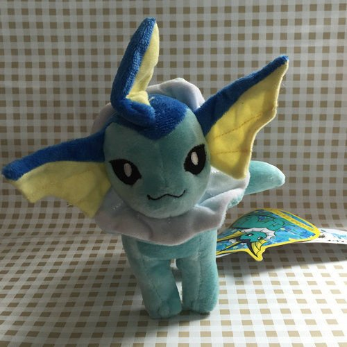 New pokemon plush stuffed animal Vaporeon 7