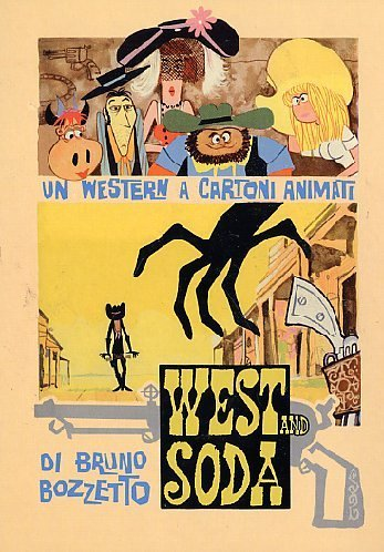 Johnny y Clementina en el Oeste / West and soda [ Origen Italiano, Ningun Idioma Espanol ]