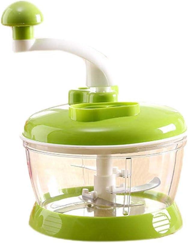 Uojack Robot de Cocina Manual, batidora, picadora, Salsa, Utensilios de Cocina, picadora de Carne: Amazon.es: Jardín