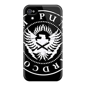Defender Case With Nice Appearance (blink 182 Band) For Iphone 4/4s