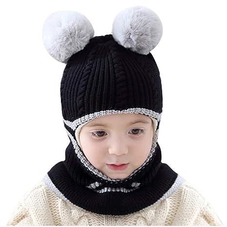 American Flag EMS Star of Life EMT Paramedic Baby Boys Girls Knit Beanie Hat Cotton Soft Skull Cap