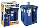Funko 5286 POP TV: Doctor Who Tardis 6-Inches Action Figure