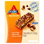 Atkins Day Break Hazelnut Crunch Bar...
