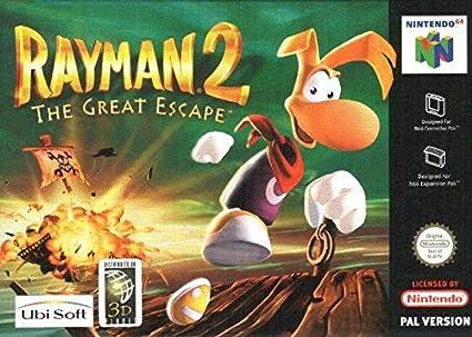 """Résultat de recherche d'images pour """"rayman 2 n64"""""""