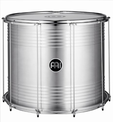 Meinl Percussion SUB22 Aluminum Bahia Surdo with 22-Inch Synthetic Head