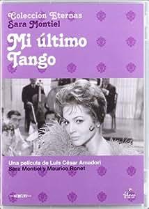 Mi Ultimo Tango (Sara Montiel) [DVD]