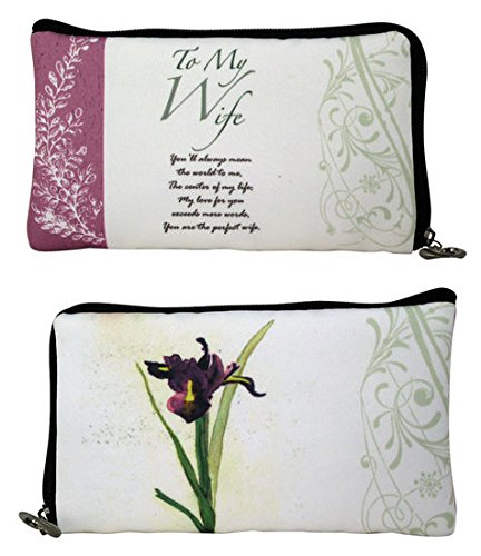 To My Wife cell phone bag or small coin purse