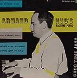 ARMAND HUG RAGTIME PIANO 45 rpm single