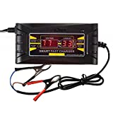 LtrottedJ 12V 6A Smart Fast Lead-acid Battery Charger Review and Comparison