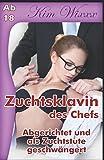 Zuchtsklavin des Chefs: Abgerichtet und als Zuchtstute geschwängert (Kim Wixxx, Band 7)