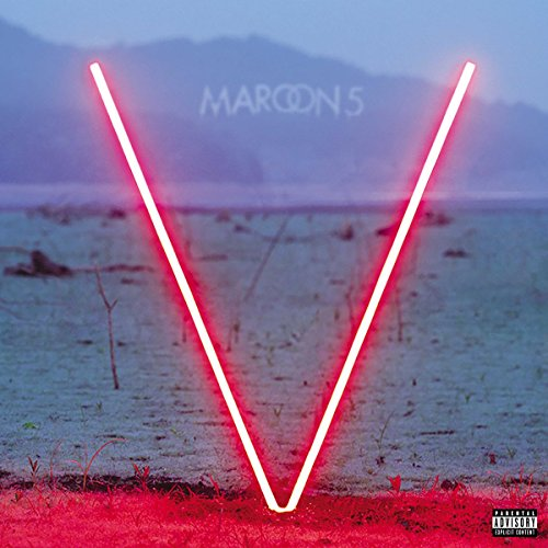 Maroon 5 - V [red Lp][explicit] - Zortam Music