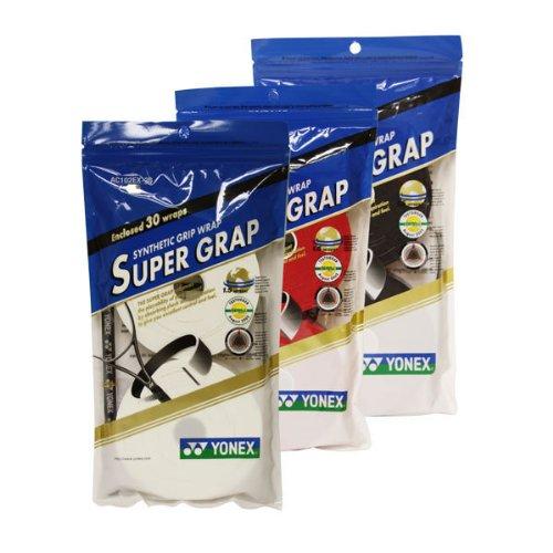 Yonex Super Overgrip 30 Pack Black