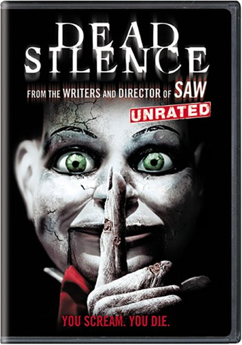 DVD : Dead Silence (Unrated) (Unrated Version, , Dolby, AC-3, Widescreen)