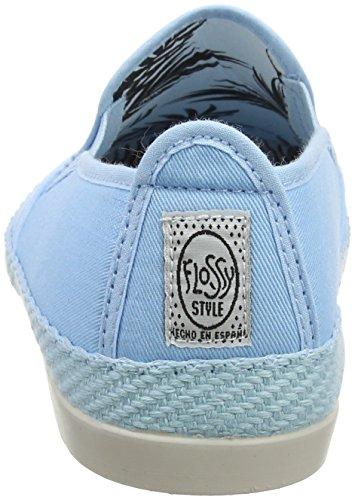 Baby by Blu Blue Women's Flossy Blue Espadrilles Orla 000 0xnpIqSHw