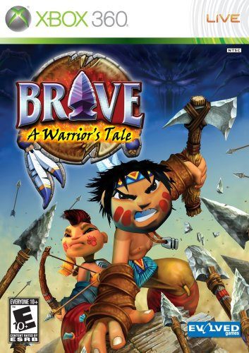 Brave: A Warrior's Tale - Xbox 360