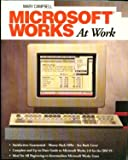 Microsoft Works at Work, Capbell, Mary, 0201577887