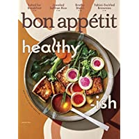 1-Year (11 Issues) of Bon Appetit Magazine Subscription