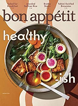 1-Year (10 Issues) of Bon Appetit Magazine Subscription
