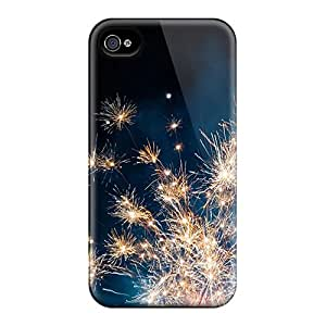 High-quality Durability Cases For Iphone 6(fireworks)