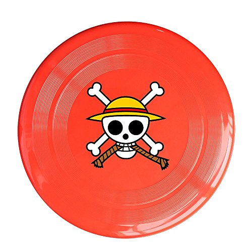 Famouse Anime One Piece Primary Logo Sport Disc Flying Disc