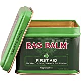 Vermont's Original Bag Balm First Aid Skin Protectant, 4 Ounce