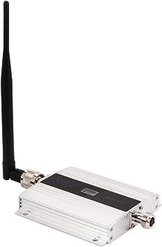 XCSOURCE amplificadores de señal Repetidor de señal amplificador Booster de señal LCD pantalla GSM 900 MHz con antena para teléfono portátil ...