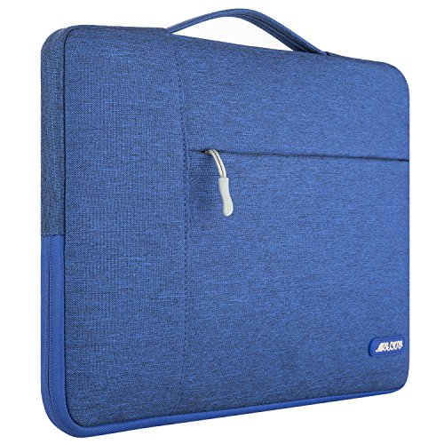 Mosiso Polyester Multifunctional Briefcase Notebook