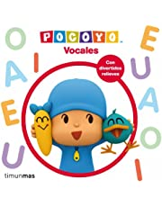 Pocoyó. Vocales: Con divertidos relieves (Pocoyo)