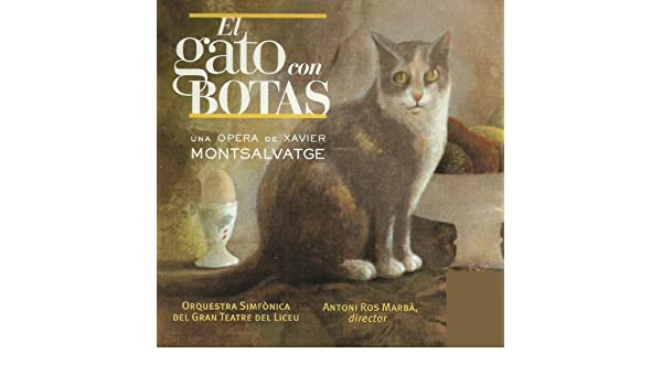 El Gato con Botas: Acto 2: Primer Cuadro by Various artists on Amazon Music - Amazon.com