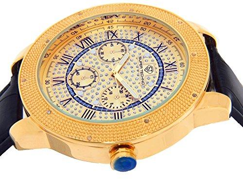 gold super techno watches - 8