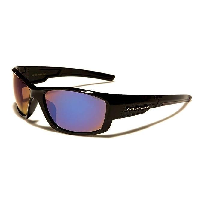 Amazon.com: Gafas de sol rectangulares para hombre con lente ...