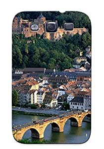 [BQFyhVQ2875prkJx]premium Phone Case For Galaxy S3/ Heidelberg, Germany Tpu Case Cover