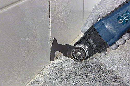 Joints de carrelage et b/Ã/©ton cellulaire, pour outil multifonction Star Lock Max, Mati 68/Â/dextraction Bosch Professional Scie segment