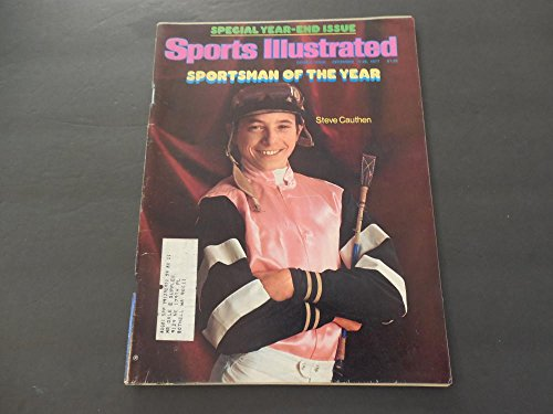 Sports Illustrated Dec 19 1977 Cauthen (Isn't He Just The - Glasses Cutest