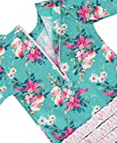 RuffleButts Baby/Toddler Girls Fancy Me Floral One