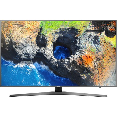 Samsung Electronics 49-Inch 4K Ultra HD Smart LED TV (2017 Model)